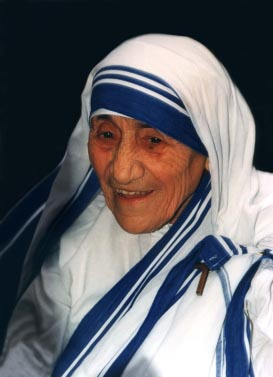 Mother Teresa question 8