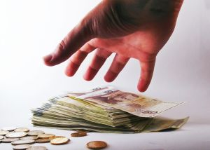 Stock-moneygrab