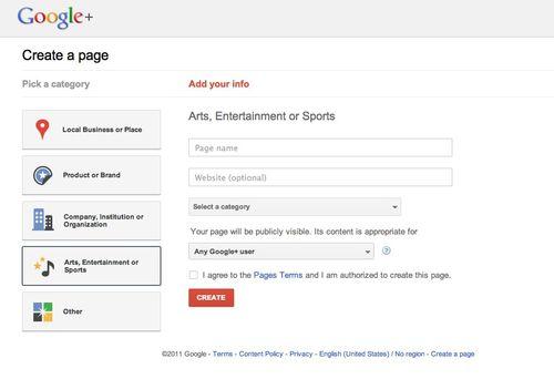 (20) Create a Google+ Page-1